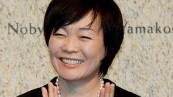 安倍昭恵さん靖国神社参拝「戦後70年。日本の役割は大きい」