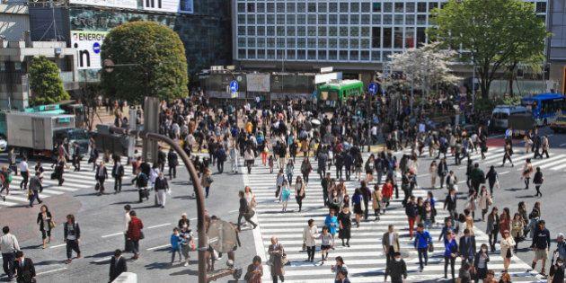外国人観光旅行者向けにネット上の渋谷地図があればいいのに