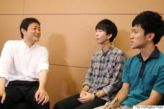 「投票する時は、新しいスマホを買う感覚で」玉木雄一郎・衆院議員に若者が聞いてみた