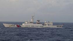 「領有」へ1歩踏み出した中国:尖閣「接続水域」進入