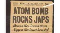 1945年8月7日、広島への原爆投下を世界はどう報じたか【画像】