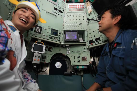 さかなクンと深海の専門家JAMSTEC(海洋研究開発機構)に潜入してみた