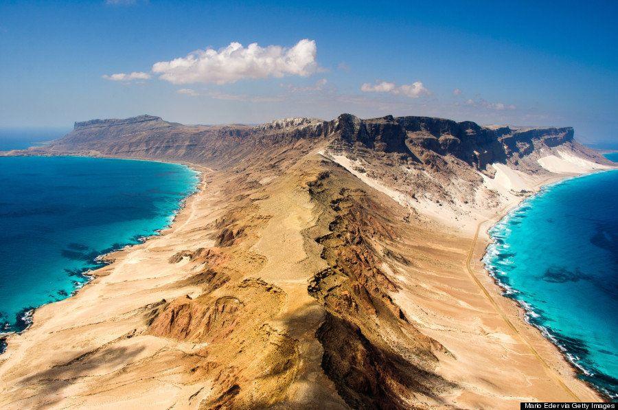 見よ。世界で最も危険と言われる国にも、こんなに美しい景色がある(画像)