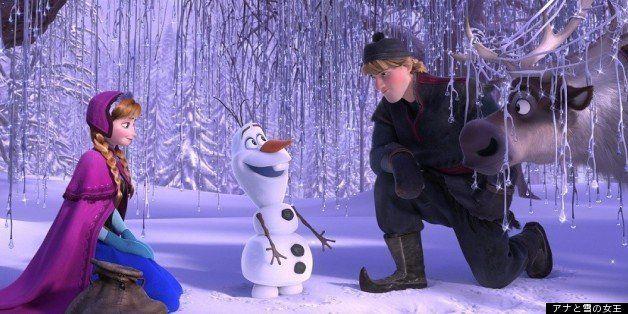 「アナと雪の女王」のクリストフはなぜ業者扱いなのか?