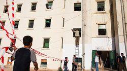 ヨルダン、シリアからのパレスチナ難民、入国拒否