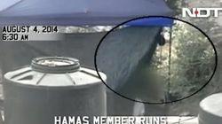 【ガザ情勢】ハマスが人口密集地からロケットを発射する証拠映像か(動画)
