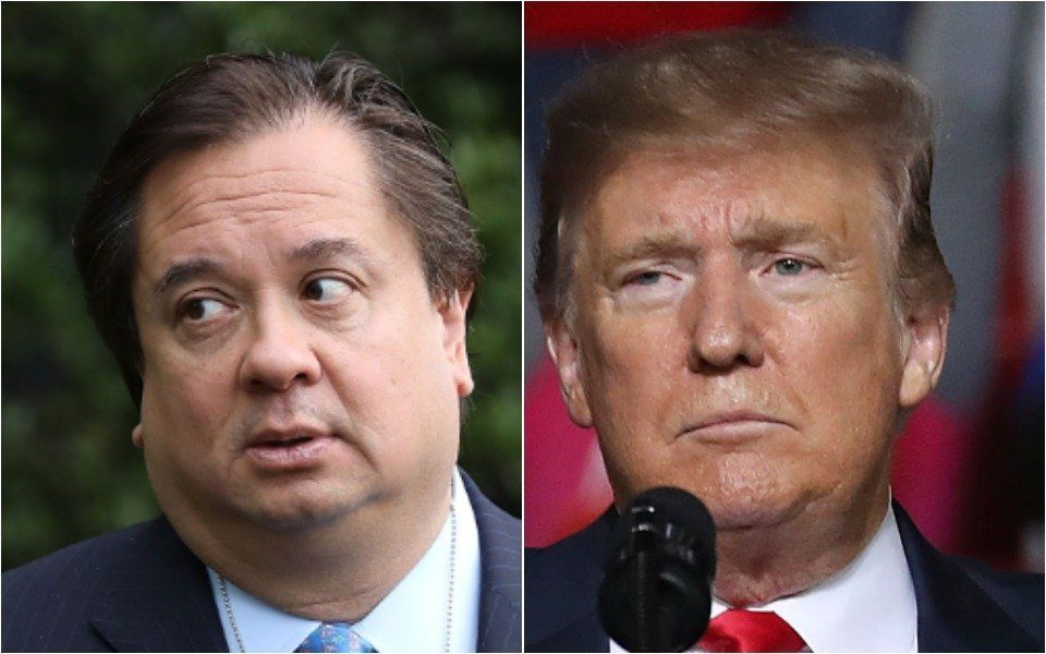George Conway Urges 'Serious Inquiry' Into Trump's Mental Health After New