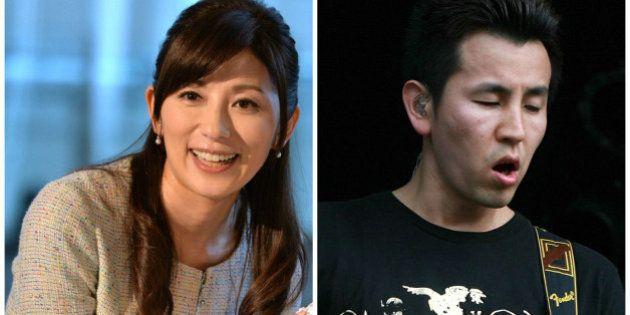 中田有紀さん、アジカンの山田貴洋さんと結婚。「Oha!4」年内で降板