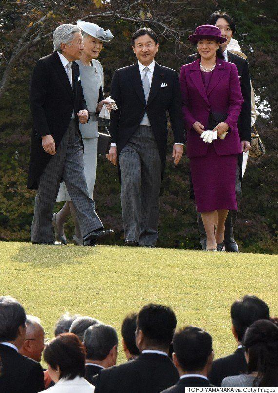 雅子さま、12年ぶり園遊会に出席 両陛下のお気持ち受け懇談【画像】