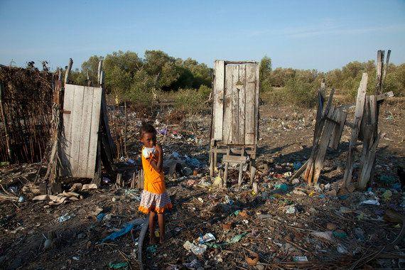 【11月19日は「世界トイレの日」】世界の3人に1人がトイレのない生活を送っている