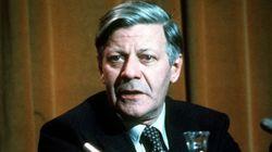 シュミット・元西ドイツ首相が死去 ハイジャック機に特殊部隊で強行突破命じる