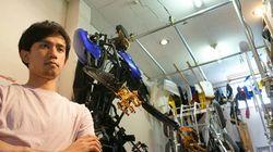 「ロボットを夢で終わらせない」パワードスーツ「スケルトニクス」