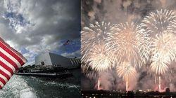 日本の花火よ、真珠湾に咲き誇れ 平和と鎮魂を願い、長岡花火が2015年8月15日に打ち上げ