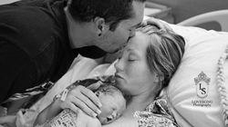 私たちの赤ちゃん、安らかに――死産の子供と夫婦の「家族写真」