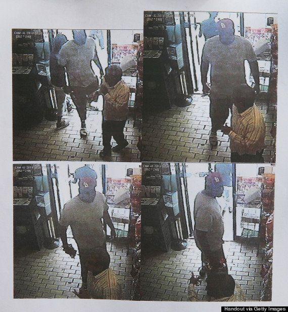 黒人少年射殺、マイケル・ブラウンさんが殺されたアメリカ・ファーガソンで暴動再燃