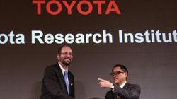 トヨタ、米国に設立する人工知能技術の研究所に5年間で10億ドルを投資