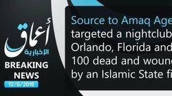 「イスラム国」(IS)が犯行声明 オーランド銃乱射事件