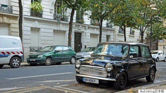 パリの路上から、20年以上前に生産された古いクルマが消える?