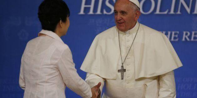 法王ミサに韓国元慰安婦が招待された事をBBCは世界にどう伝えたか?