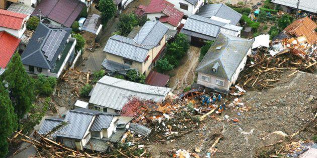 広島の土砂災害、市の危機管理部長がミスを認める「避難勧告遅かった」
