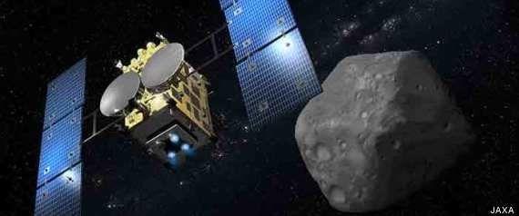 はやぶさ2が完成 小惑星へのピンポイント着陸で「月や火星探査にもフィードバック」【画像集】