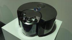 ダイソンの新モデルはやっぱりロボット掃除機だった(画像集)