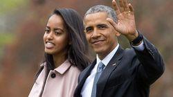 オバマ大統領、娘の卒業式でスピーチを断った理由とは?