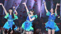 Perfume、デビュー10年目 ファンからのサプライズに号泣「やられた...」