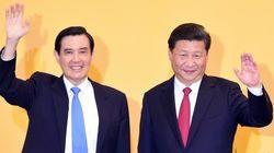 中台首脳会談が実現「ともに1つの中国」確認しあう