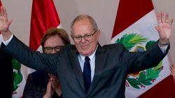 ペルー大統領選、クチンスキ氏が勝利宣言 フジモリ氏は態度保留