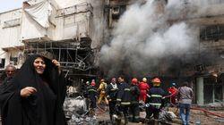 イラクで連続テロ、30人死亡 IS(イスラム国)が犯行声明