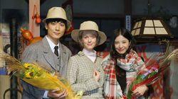 【マッサン】初回視聴率21.8% 外国人ヒロイン『花子とアン』の勢い受け継ぐ