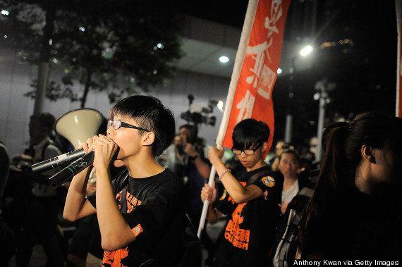 【傘の革命】リーダーは17歳。ジョシュア・ウォンは訴える。「僕たちには民主主義の最前線に立つ責任がある」