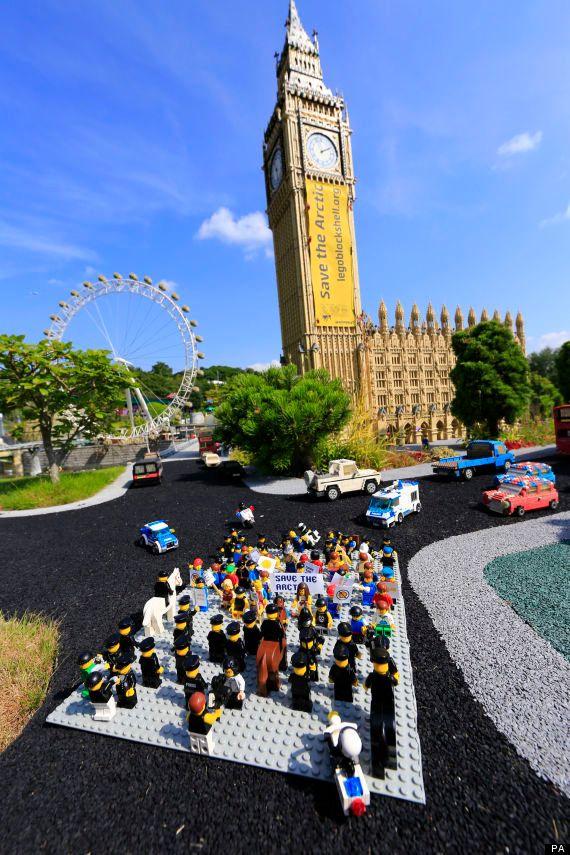 レゴ、石油会社「シェル」と50年間続いた提携を解消へ その理由は?
