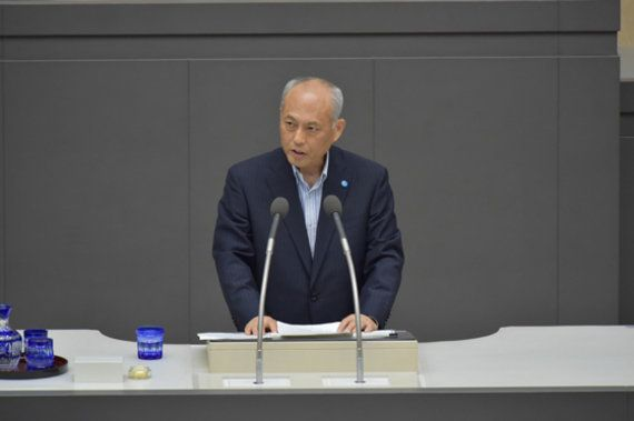 1時間以上も早く終わった異例の都議会本会議に、舛添知事の誠意は一切なし