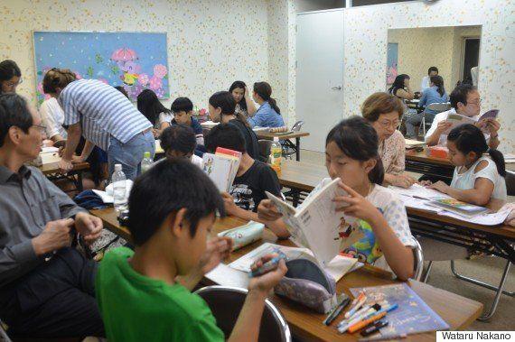 「外国にルーツ」の子が4割超、大阪ミナミの小学校
