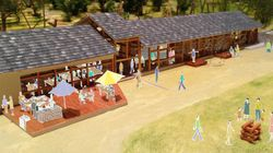 「モリウミアス」震災被災地の廃校が農漁業版キッザニアに 2015年夏オープン