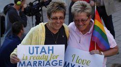 「同性婚の合法化」がアメリカで急拡大していることがわかる地図(インフォグラフィック)