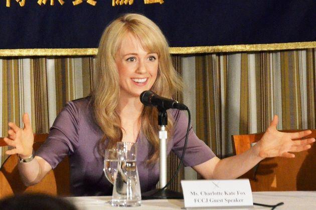 「マッサン」エリー役のシャーロットさん「日本はこれからもずっと私の人生の一部」