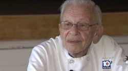 90歳のシェフ、ホームレスに食事を提供して逮捕 それでも「息をしている限り活動を続ける」