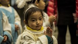 中国共産党、宗教の規制を強化 キリスト教の教会が「違法建築物」として取り壊しに