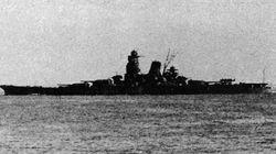 「戦艦武蔵」水深1000mから生中継