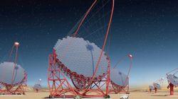 国際ガンマ線天文台に大口径望遠鏡設置へ