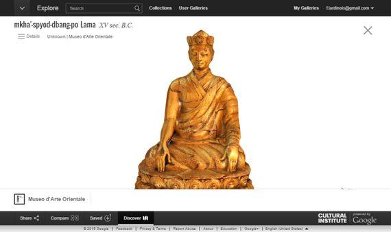 Googleアートプロジェクトが美術品を3D展示、オンラインでも全方向から鑑賞可能に