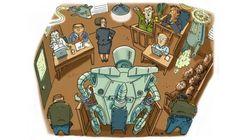 「キラーロボット」が殺人を犯したら誰が責任を取るのか? 法的責任追及は困難、禁止が当然