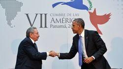 キューバとアメリカ、「雪解け」へ オバマ大統領とラウル・カストロ議長が首脳会談