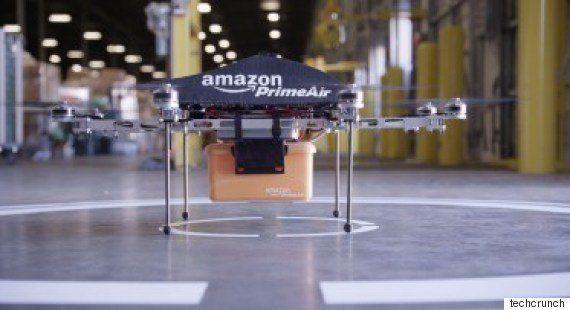 Amazon、アメリカ国内で最新型ドローンのテストが可能に