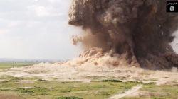 ダーイシュ(イスラム国)が古代アッシリアのニムルド遺跡を爆破【動画】