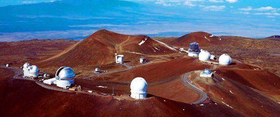 世界最大の望遠鏡