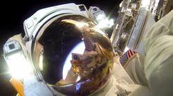 これが「2015年宇宙の旅」だ 宇宙飛行士がGoProで撮影